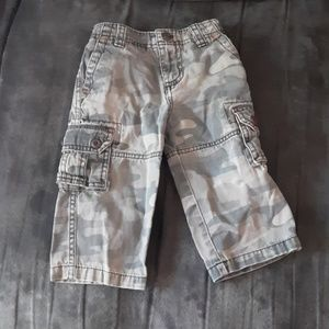Camo 12 month Carters pants